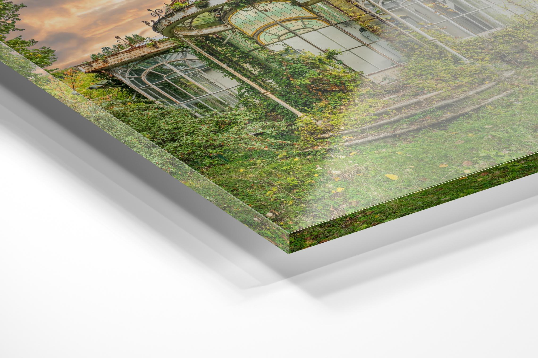 Baksteen Productions - wandecoratie schilderij uitleg -foto papier 3mm