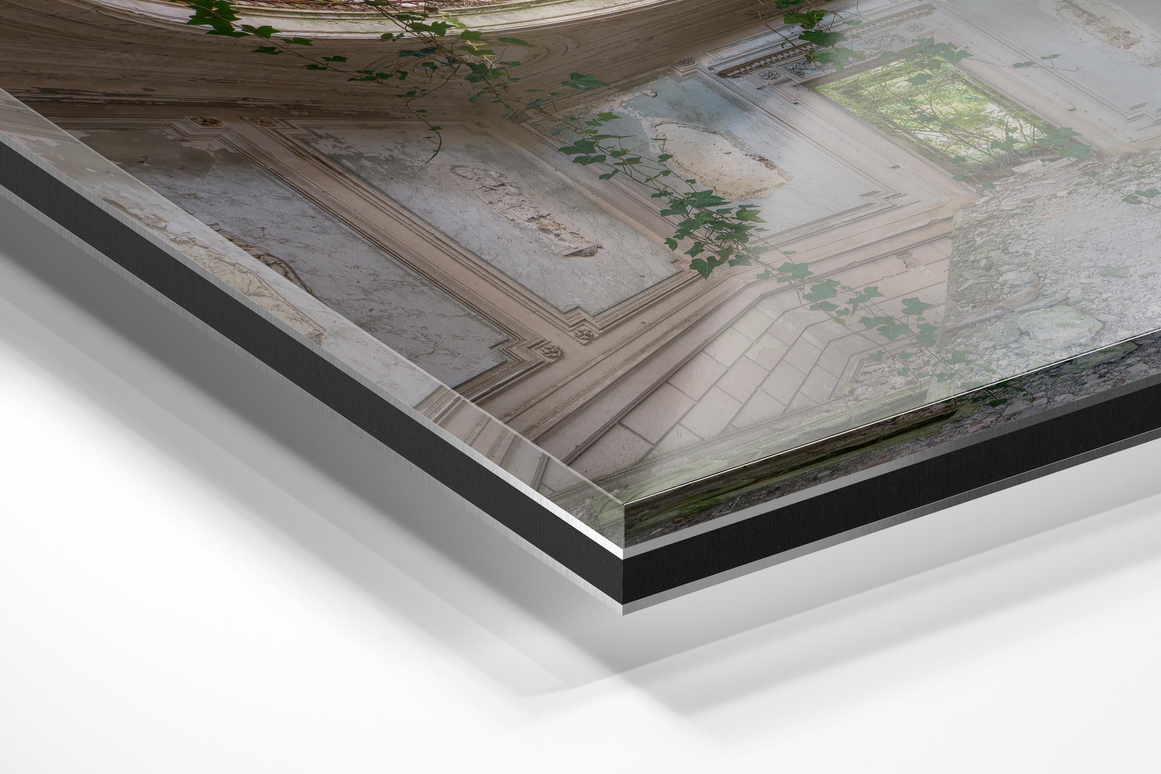Baksteen Productions - wandecoratie schilderij uitleg -foto papier diBond with Acrylic Glass 2mm