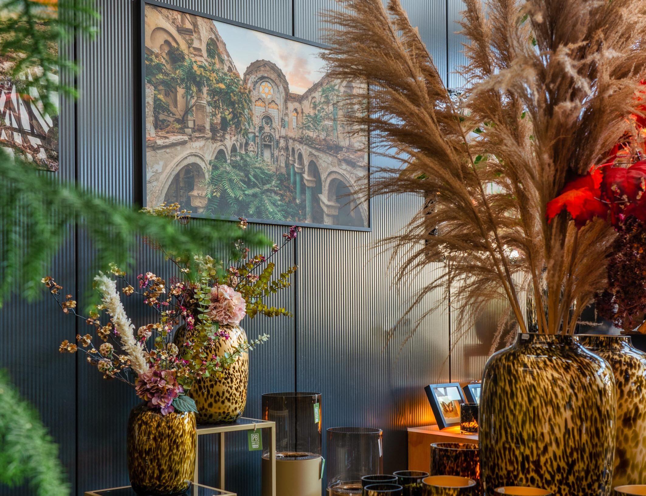 Postelmans bloemisten - Schilderij kopen, tilburg centrum, nederland di449