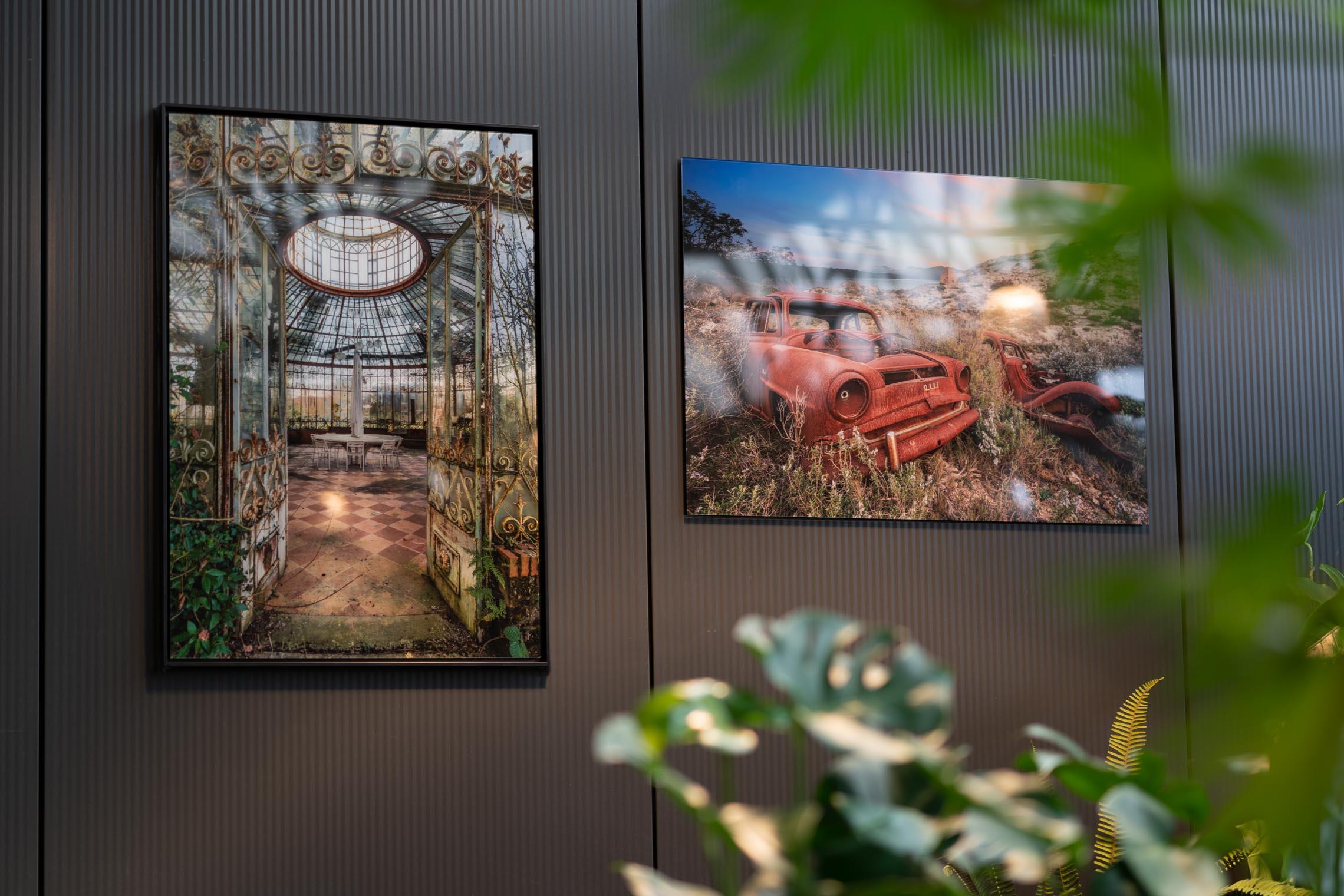 Postelmans bloemisten - Schilderij kopen, tilburg centrum, nederland di453