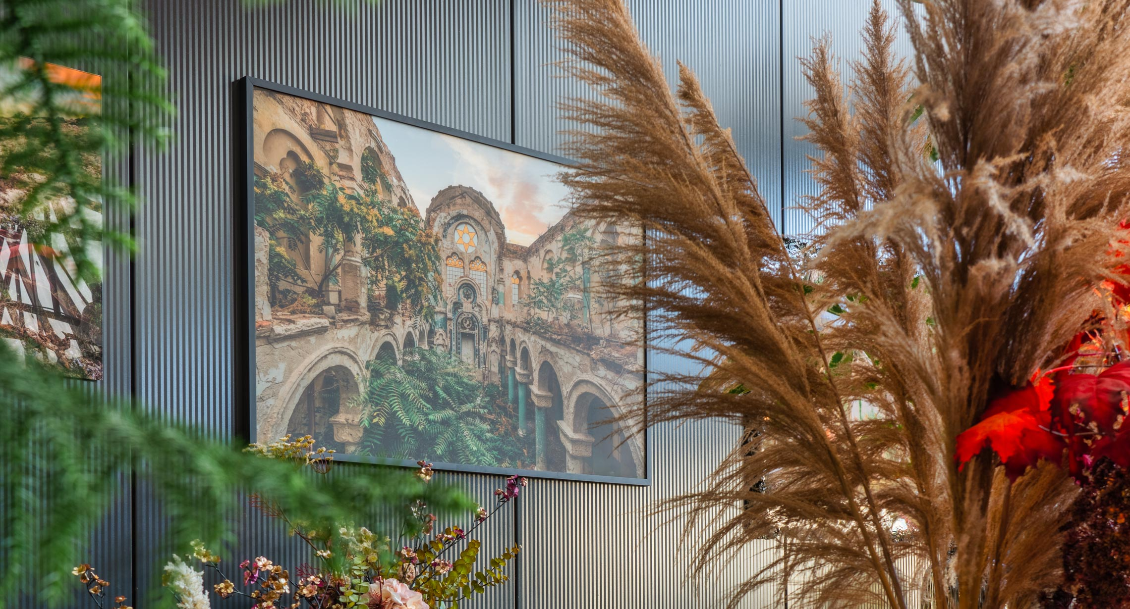 Postelmans bloemisten - Schilderij kopen, tilburg centrum, nederland di456
